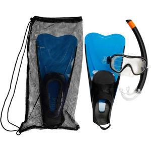 SUBEA šnorchlovací Set 500 Modrý