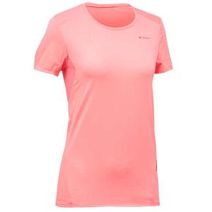 QUECHUA Dámske Tričko Mh100 Ružové