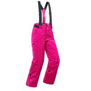 WEDZE Detské Lyžiarske Nohavice 500