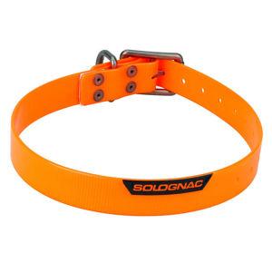 SOLOGNAC Obojok Pre Psa 500 Oranžový