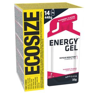 APTONIA Energy Gel Sd Malinový 14x32g